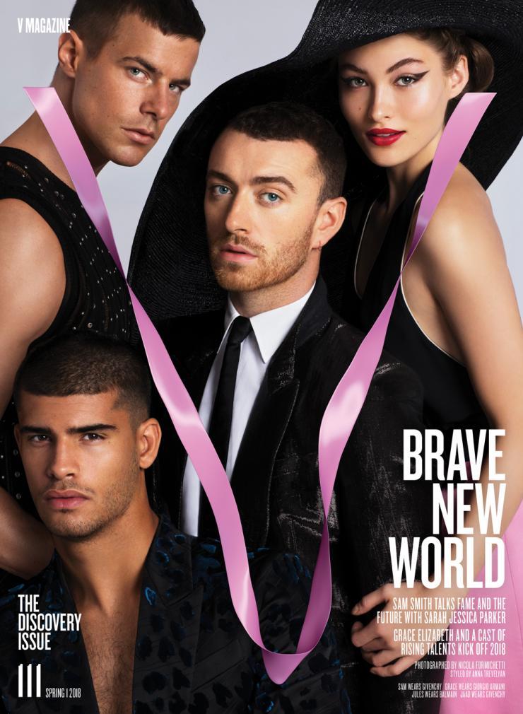 V Magazine Editorial